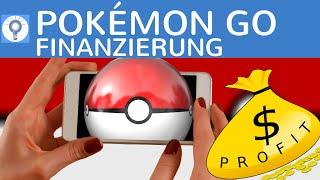 Pokémon Go - Wie finanzieren sich Apps?? Wer verdient an Pokémon Go? - Allgemeinwissen