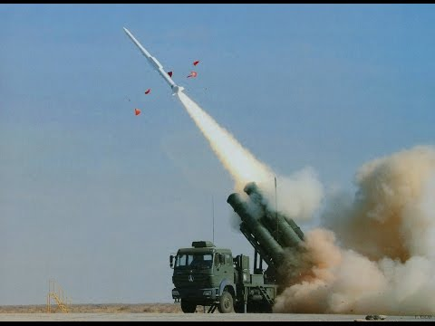 Sky Dragon 50 GAS2 Medium-Range Surface-to-Air defense missile system China Chinese industry