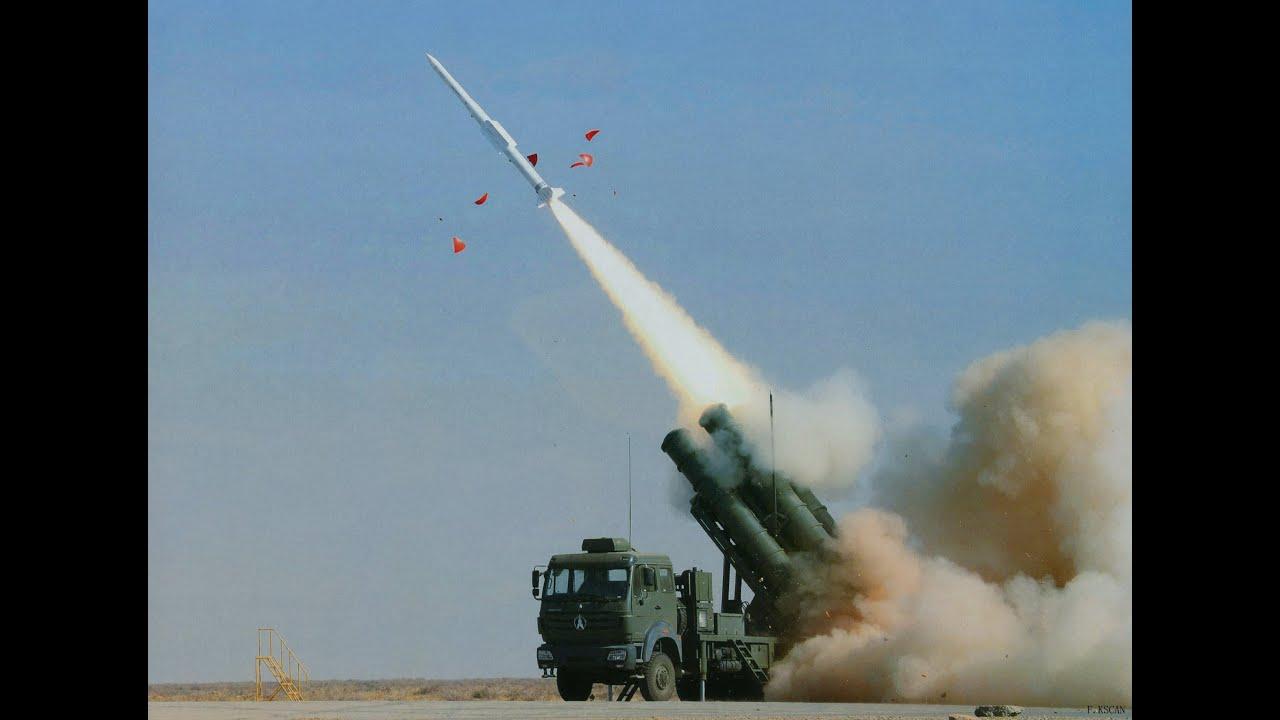 Sky Dragon 8 GAS8 Medium-Range Surface-to-Air defense missile system China  Chinese industry