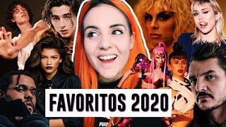 LO MEJOR DE 2020: SERIES, YOUTUBERS, DISCOS, LIBROS... ✨