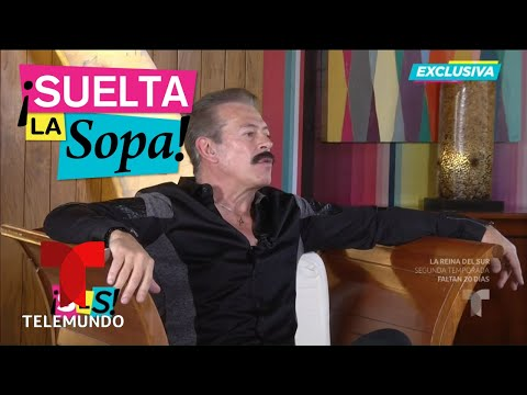 Sergio Goyri habló de sus críticas a Yalitza Aparicio | Suelta La Sopa | Entretenimiento