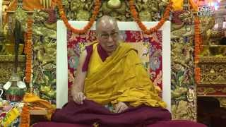 Tenshug to HH the Dalai Lama by 11 organisations