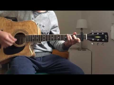 Grow Up - Olly Murs (Acoustic Guitar Cover)