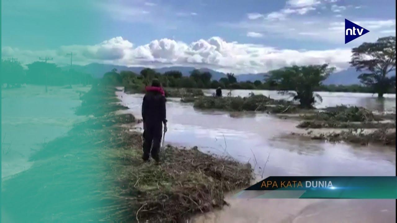 Ribuan Rumah Warga Honduras Hancur Dihantam Badai Eta