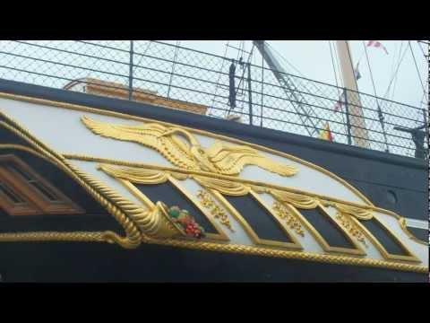 SS Great Britain, A visit to Brunel