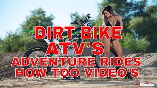 DIRT BIKE ATV MOTOVLOG CHANNEL TRAILER