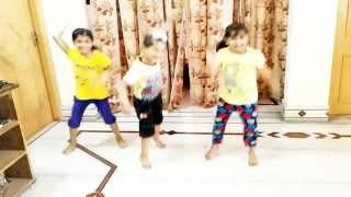 Chaar SHANIVAR (ALL IS WELL) dance by 3 kids(beauty n grace dance academy) [HD]