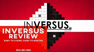 Inversus Deluxe Review / Nintendo Switch | THIS GAME IS WORTH YOUR ATTENTION