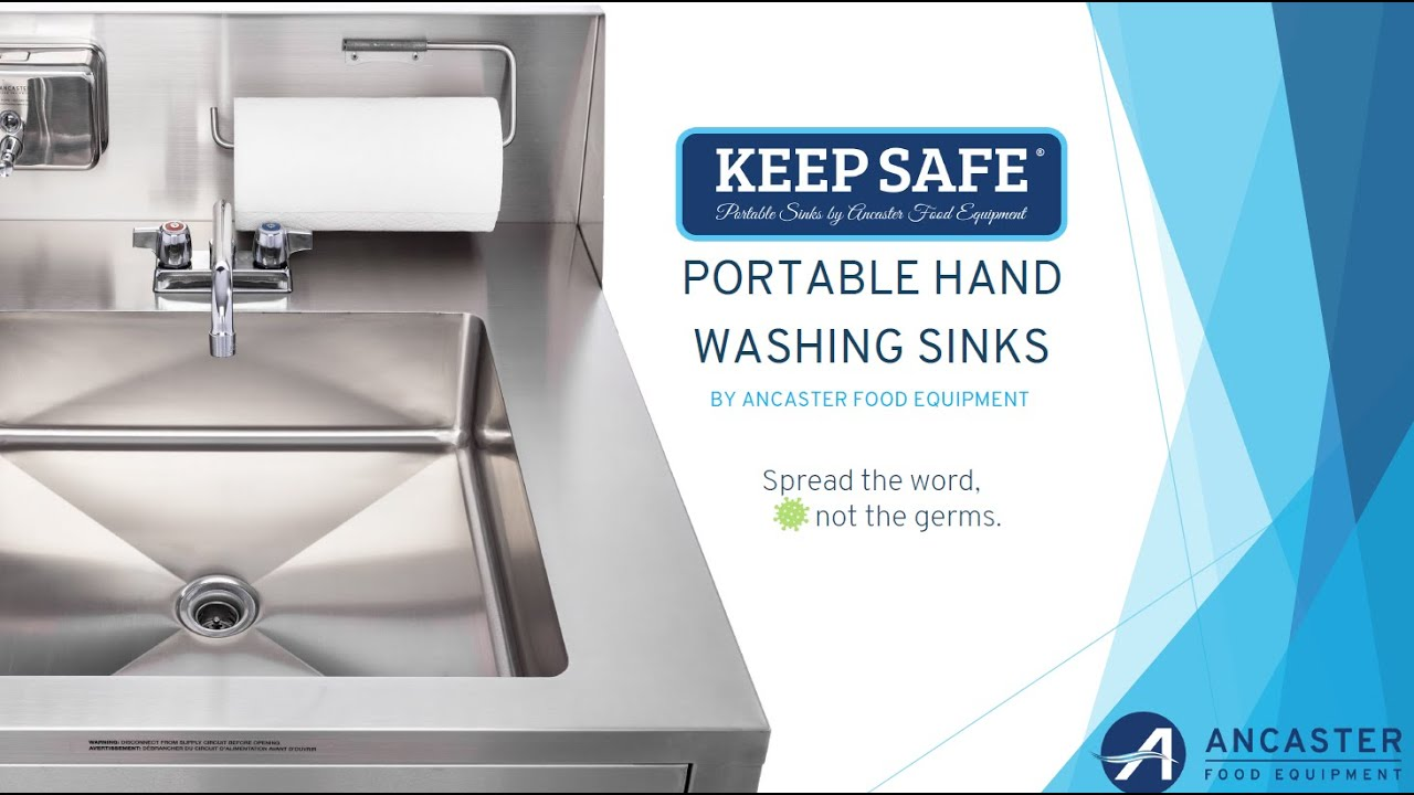 hand washing portable sinks ancaster