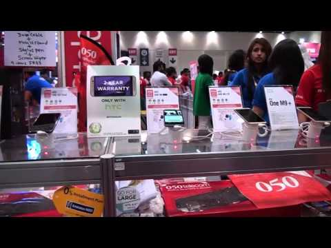050 Telecom at Gitex Shopper October 2015