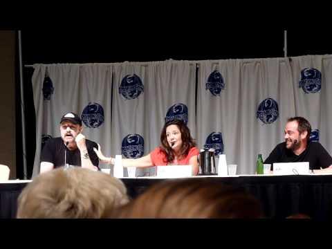 DragonCon 2011 Supernatural Panel Monday 95 Part 3