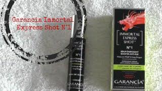 Revue Garancia Immortal Express Shot N°1 - Easyparapharmacie Thumbnail