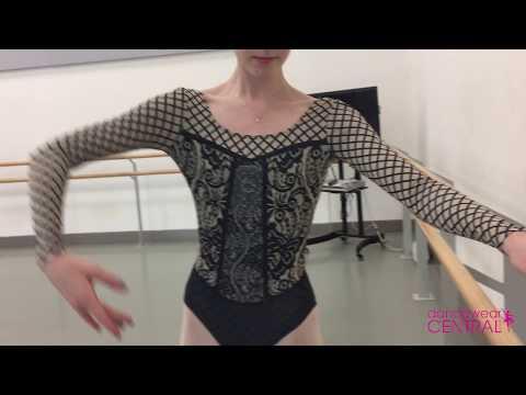 Ballet Rosa Lyman Leotard review