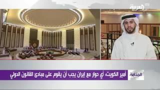 مقابلة مع نائب رئيس جمعية الصحفيين راشد الحمر
