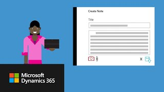 5 ways to power on-the-go productivity with Dynamics 365 for mobile