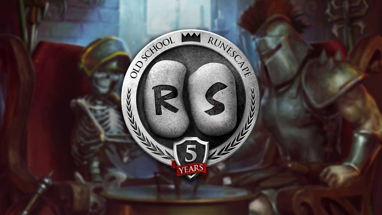 Old School RuneScape: Mod Mat K on 5 Years of Old School