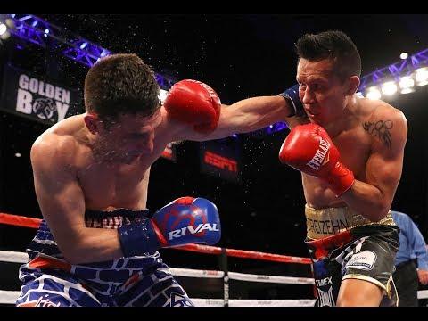 "Golden Boy on ESPN: Francisco ""El Bandido"" Vargas  vs Rod Salka 6th Rd TKO (FULL FIGHT)"