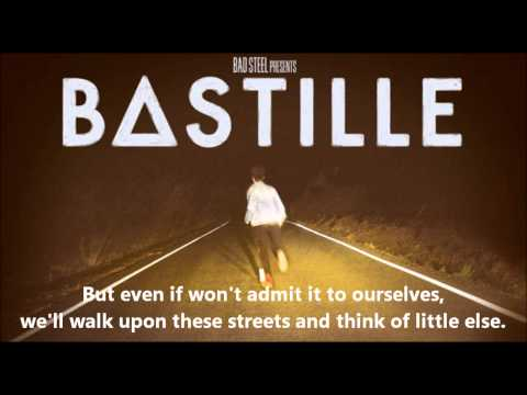 These Streets - Bastille Lyrics