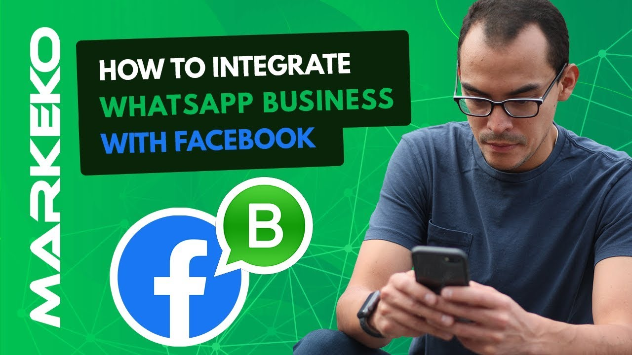 Connect WhatsApp With Facebook Fan Page Tutorial