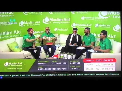 Muslim Aid Fundraising for Orphans