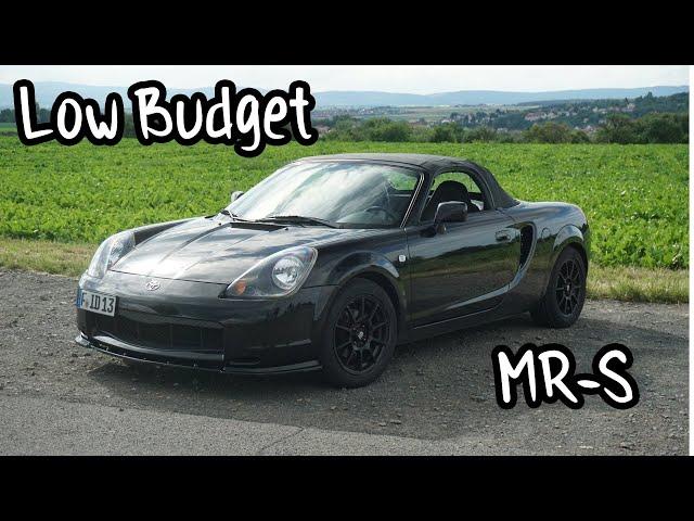 Günstigen MR2 gekauft! Vorstellung, Probleme und Infos über den ZZW30