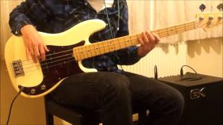 Pearl Jam - Rearviewmirror Bass Cover