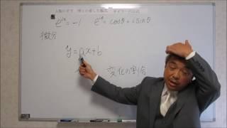中学生の知識でオイラーの公式を理解しよう Vol 4 微分の定義
