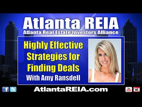 BIG January 2018: Finding Deals in Today's Competitive Market with Amy Ransdell