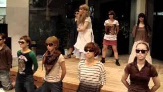 2010アーティスティック・ムーブメントinトヤマ,日女レセプション!!!