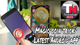 Magic coin trick android mobile phone || Nobody can unlock your phone