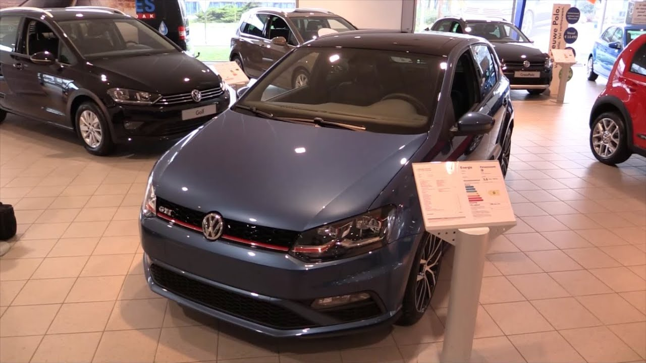 volkswagen polo gti 2017 in depth review interior exterior youtube. Black Bedroom Furniture Sets. Home Design Ideas