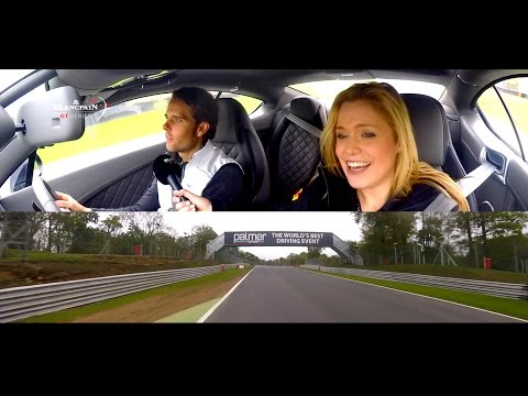 Get in a Bentley Continental GT & experience Brands Hatch Circuit with ANDY SOUCEK