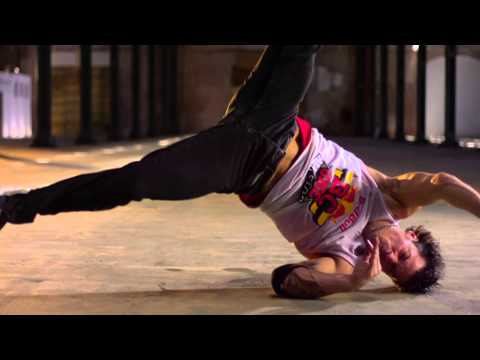 Bboy Cico action in Brazil Red Bull BC One All Stars