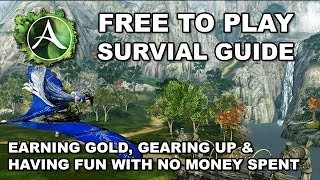 ArcheAge Free to Play Survival Guide - Making Gold, Gearing & What You Can Do without Patron