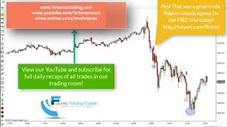 101017 -- Trade of the Day - NAS /NQ RS Short Winner up to 120 ticks with add-on for more $$$