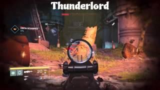 Destiny 300 Subscriber Exotic Gun Montage Special!!