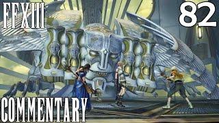 Final Fantasy XIII PC Walkthrough Part 82 - Barthandelus Round 3