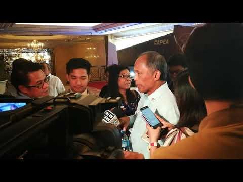 Solar Energy Philippines - Mindanao Grid Interlink - Secretary Alfonso Cusi