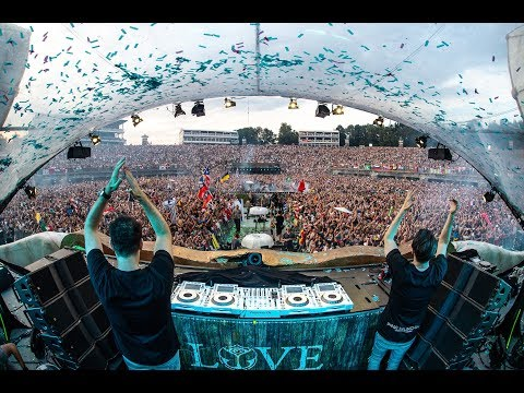 W&W | Tomorrowland Belgium 2018