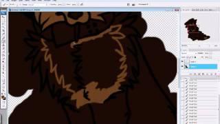 Watch me draw Soren :D
