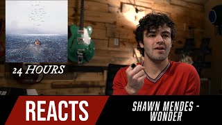 Producer Reacts to ENTIRE Shawn Mendes Album  - Wonder
