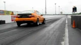 HPC Civic runs a 10.24 @ 146mph at NSCRA Round 2: Spring Bash! Thumbnail