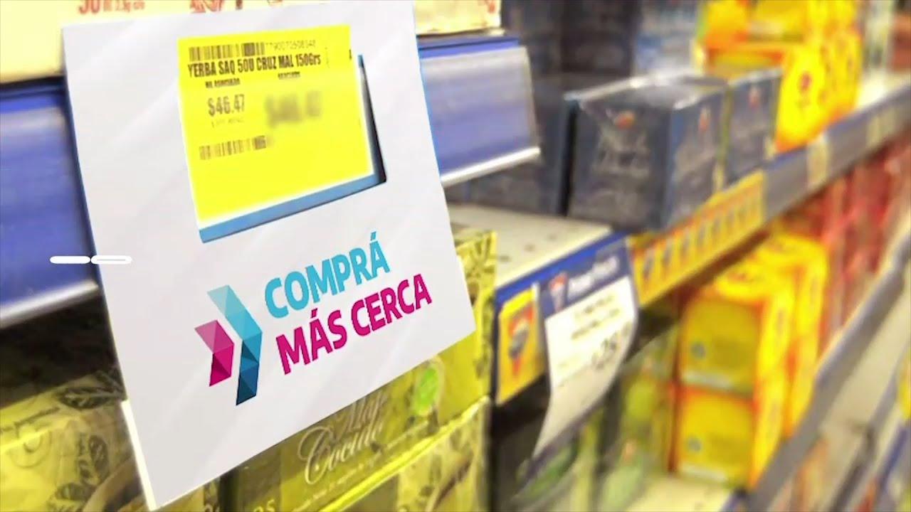 """Kicillof presentó """"Comprá más Cerca"""" para """"cuidar el bolsillo de los  bonaerenses"""" - Télam - Agencia Nacional de Noticias"""