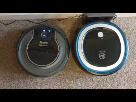 Hoover Rogue 970 Vs Shark Ion 750 Which Robot Vacuum Is
