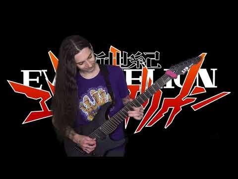 Neon Genesis Evangelion | A Cruel Angel's Thesis Meets Metal
