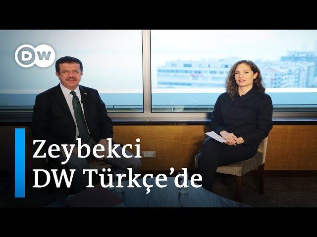 Zeybekci: İzmir'de hata bizim - DW Türkçe