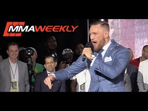 Thumbnail: Conor McGregor Attacks Showtime Over Mic Malfunction: 'F### Showtime!'