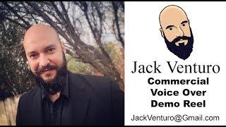 Jack Venturo - Commercial Voice Over Demo Reel
