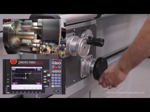 TRAKing on XYZ ProTURN Lathes