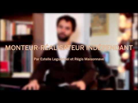 Le métier de réalisateur et monteur indépendant